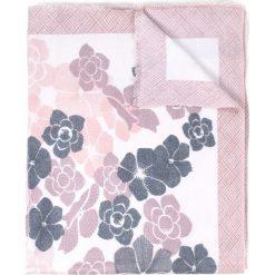 Szaliki damskie: Art of Polo Szal damski Zapach kwiatów  różowy
