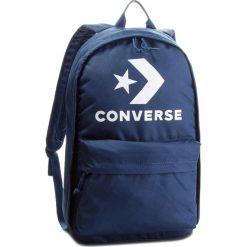 Plecak CONVERSE - 10007031-A06 426. Niebieskie plecaki damskie Converse, z materiału. W wyprzedaży za 129,00 zł.