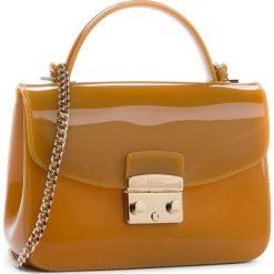 Torebka FURLA - Candy 978622 B BOC3 PL0 Ginestra e. Żółte torebki klasyczne damskie Furla, z tworzywa sztucznego. Za 690,00 zł.