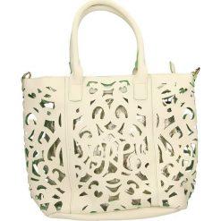 TOREBKA 6026. Białe torebki klasyczne damskie Casu. Za 89,99 zł.