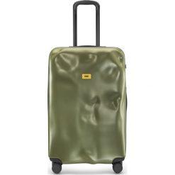 Walizka Icon duża matowa oliwkowa. Zielone walizki Crash Baggage, duże. Za 1120,00 zł.