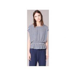 Bluzki Molly Bracken  GRASEF. Niebieskie bluzki damskie Molly Bracken, l. Za 103,20 zł.