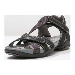 Sandały chłopięce: Superfit NANCY Sandały trekkingowe schwarz