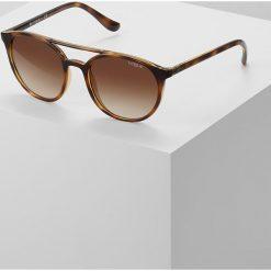 VOGUE Eyewear Okulary przeciwsłoneczne brown. Brązowe okulary przeciwsłoneczne damskie aviatory VOGUE Eyewear. Za 359,00 zł.