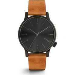 Zegarek Komono Winston Regal Cognac. Brązowe zegarki damskie Pakamera. Za 380,00 zł.
