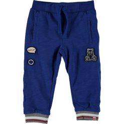 """Spodnie niemowlęce: Spodnie dresowe """"Parkin 701"""" w kolorze granatowym"""