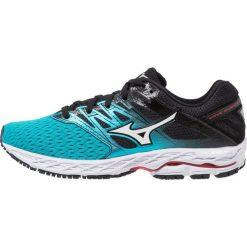 Mizuno WAVE SHADOW 2 Obuwie do biegania startowe peacock blue/silver/teaberry. Czerwone buty do biegania damskie marki Mizuno. Za 549,00 zł.