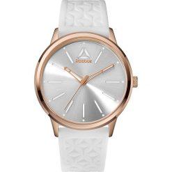 Zegarki damskie: Zegarek kwarcowy w kolorze biało-różowozłoto-srebrnym