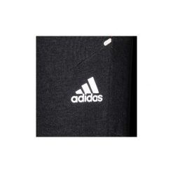 Spodnie treningowe Dziecko adidas  Spodnie z obniżonym krokiem. Czarne spodnie dresowe dziewczęce Adidas. Za 139,00 zł.