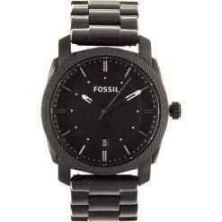 Zegarek FOSSIL - Machine FS4775 Black/Black. Różowe zegarki męskie marki Fossil, szklane. Za 645,00 zł.
