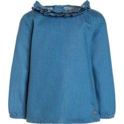 Carrement Beau Bluzka denim light blue. Niebieskie bluzki dziewczęce Carrement Beau, z bawełny. W wyprzedaży za 127,20 zł.