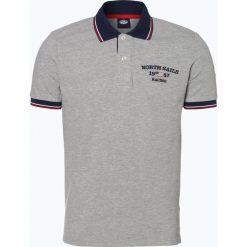 Koszulki polo: North Sails – Męska koszulka polo, szary