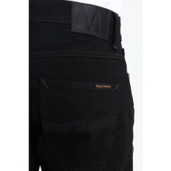 Spodnie męskie: Nudie Jeans GRIM TIM Jeansy Slim Fit black ace