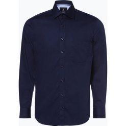 Andrew James Sailing - Koszula męska, niebieski. Niebieskie koszule męskie na spinki Andrew James Sailing, l, z klasycznym kołnierzykiem. Za 149,95 zł.