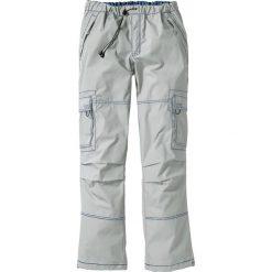 Bojówki męskie: Spodnie bojówki Loose Fit Straight bonprix jasnoszary