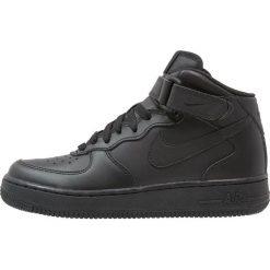 Trampki męskie: Nike Sportswear AIR FORCE 1 Tenisówki i Trampki wysokie noir