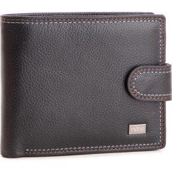 Duży Portfel Męski NOBO - NPUR-MG0020-C020 Czarny. Czarne portfele męskie Nobo, ze skóry. W wyprzedaży za 139,00 zł.