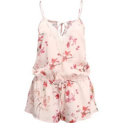 Piżamy damskie: Etam FLUME COMBISHORT Piżama ecru