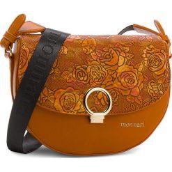 Torebka MONNARI - BAGB010-017  Brown. Brązowe listonoszki damskie marki Monnari, ze skóry ekologicznej. W wyprzedaży za 149,00 zł.