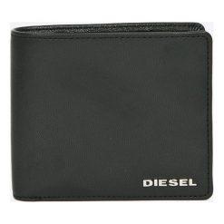 Portfele męskie: Diesel – Portfel skórzany