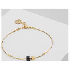 Biżuteria i zegarki: TomShot Bransoletka goldcoloured
