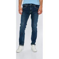 Pepe Jeans - Jeansy. Niebieskie jeansy męskie regular Pepe Jeans. Za 319,90 zł.