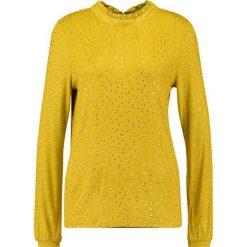 Bluzki asymetryczne: Soaked in Luxury DROP Bluzka z długim rękawem antique moss