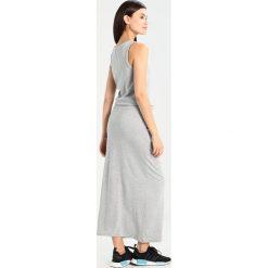 Długie sukienki: Superdry LEGACY  Długa sukienka jock grey marl