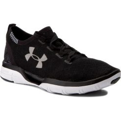 Buty sportowe damskie: Buty UNDER ARMOUR – Ua Charged Coolswitch Run 1285485-001 Blk/Wht/Wht