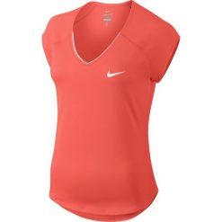 Nike Koszulka Top Tank W 728757-877 M. Różowe topy sportowe damskie Nike, m. Za 157,47 zł.