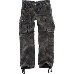 Bojówki męskie: Black Premium by EMP Army Vintage Trousers Spodnie kamuflaż (Dark Camo)