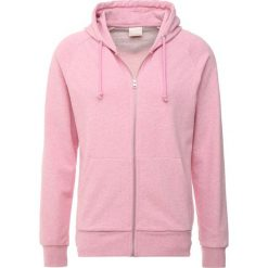 Kardigany męskie: Knowledge Cotton Apparel HOOD GOTS Bluza rozpinana orchid pink