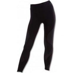 Spodnie damskie: GATTA Legginsy damskie Black-Grey r. L (0044492S42959)