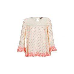 Bluzki Brigitte Bardot  ALPHONSINE. Białe bluzki asymetryczne Brigitte Bardot. Za 629,30 zł.