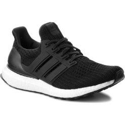 Buty adidas - UltraBoost BB6166 Cblack/Cblack/Cblack. Czarne buty do biegania męskie Adidas, z materiału. W wyprzedaży za 559,00 zł.
