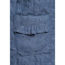 Hust & Claire BABY Kurtka przejściowa denim. Niebieskie kurtki chłopięce przejściowe marki Hust & Claire, z bawełny. Za 149,00 zł.