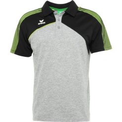 Koszulki polo: Erima PREMIUM ONE 2.0 FUNCTION Koszulka polo grey melange/black/lime pop