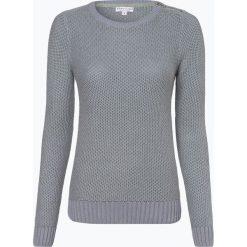 Marie Lund - Sweter damski, niebieski. Niebieskie swetry klasyczne damskie Marie Lund, l, z dzianiny, z okrągłym kołnierzem. Za 179,95 zł.