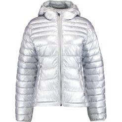 Kurtki i płaszcze damskie: Napapijri AERONS Kurtka ze skóry ekologicznej silver