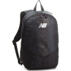 Plecak NEW BALANCE - NTBMBPK7 Black/White. Czarne plecaki męskie marki New Balance, z materiału, sportowe. Za 69,99 zł.