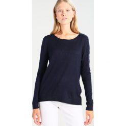 Swetry klasyczne damskie: American Vintage LOBAISLAND Sweter navy
