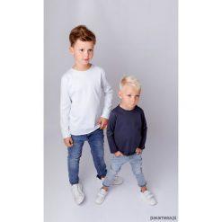 Longsleeve - Błękit. Niebieskie t-shirty chłopięce z długim rękawem Pakamera, z bawełny. Za 89,00 zł.