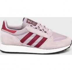 Adidas Originals - Buty. Szare buty sportowe damskie marki adidas Originals, z gumy. Za 329,90 zł.
