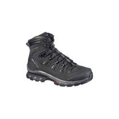 Buty Quest GTX męskie. Czarne buty trekkingowe męskie marki Salomon, trekkingowe. Za 869,99 zł.