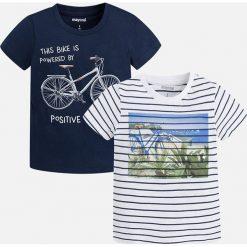 T-shirty męskie z nadrukiem: Mayoral – T-shirt dziecięcy 92-134 cm (2-pack)