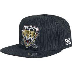 Czapki z daszkiem damskie: Infest Clothing Mighty Tigers Snapback Czapka Snapback czarny