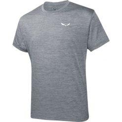 T-shirty męskie: Salewa Koszulka męska Puez Melange Dry Quiet Shade Melange r. L (26537-0538)