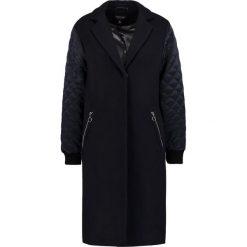 Płaszcze damskie: Topshop Płaszcz wełniany /Płaszcz klasyczny navyblue
