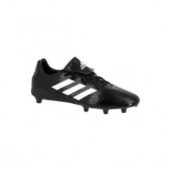 Buty do rugby RUMBLE. Czarne buty skate męskie Adidas, z syntetyku, do piłki nożnej. Za 239,99 zł.