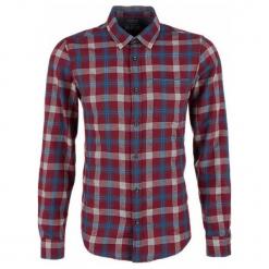 S.Oliver Koszula Męska Xxl Czerwona. Szare koszule męskie na spinki marki S.Oliver, l, z bawełny, z klasycznym kołnierzykiem, z długim rękawem. Za 159,00 zł.